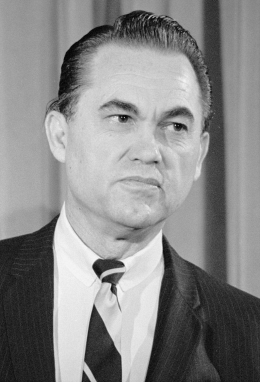 George Corley Wallace Jr. August 25 1919 to September 13 1998 was an American politician and Governor of Alabama.