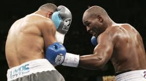 Bernard Hopkins completely dismantled Winky Wright in defense of the light heavyweight crown.