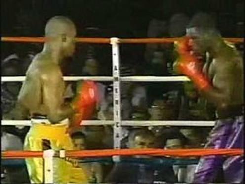 Glen Johnson was 32-0 when he met Bernard Hopkins. B-Hop stopped Johnson in 11 rounds.