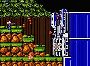 Crap Your Pants Kiddies, It's Contra Time. The First Level Was Epic. Exploding Bridges - Dudes Popping out from Behind Bushes - Guns Everywhere - Suicide Bombers - Woa. Epicness.