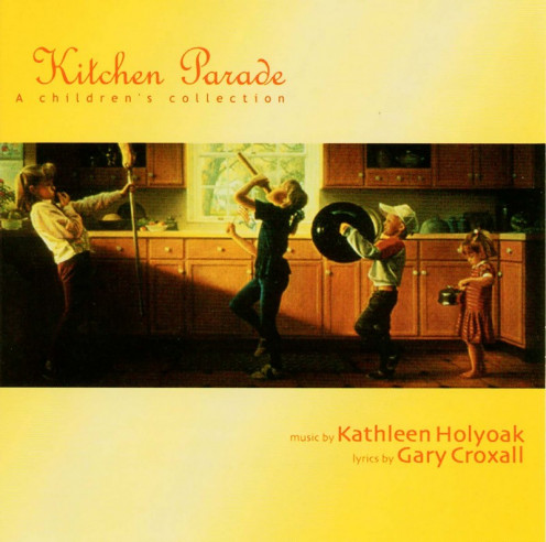 Children's CD by Kathleen Holyoak