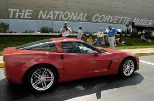 Corvette's from all years and models can be found at the humongous National Corvette Museum.,