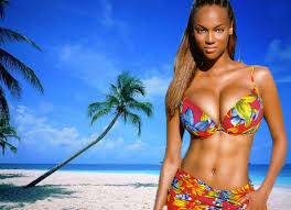 You Can Have A Trim Waist Like Tyra Banks