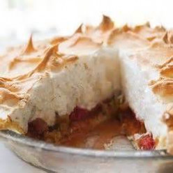 Bear N Mom Recipes - Rhubarb Pie