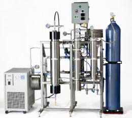 Supercritical CO2 extraction equipment can be very costly - why not lease it?