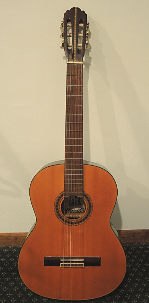 Nylon String Guitar ('Classical Guitar')