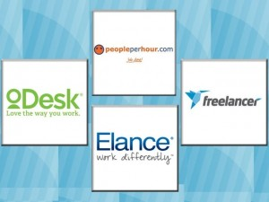 A list of freelancing sites!