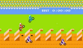 You Could Do Anything You Wanted in Excitebike's Design Mode. It Definitely Made the Game More Interesting. You Could Try to Glitch through the Track Faster, or Just Do a Bunch of Stupid Crap. Sandbox Play Is Always Fun.