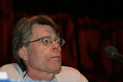 Stephen King- Author of 'The Dark Tower' series