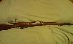 Hunting with the Mosin-Nagant and the 7.62x54mmR