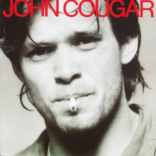 John Cougar Mellencamp, Wild Night, UK, Deleted, CD single (CD5 / 5 ...