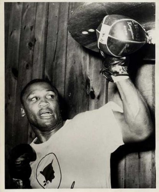 JOE FRAZIER 1970's Original Portrait Still