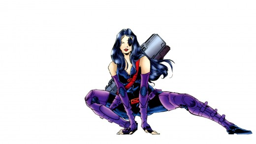 Domino Sleeveless X-Force Uniform