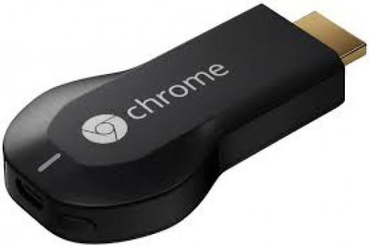 In 2013 the Chromecast has tied with the Roku each holding about 32% of the US market, leaving Apple TV in the dust at 18%