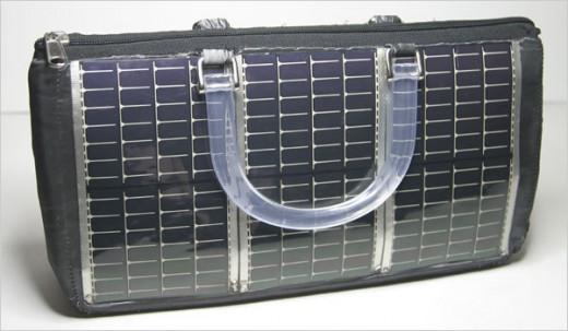Solar Hand Bag