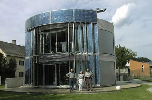 Elegant Solar Home