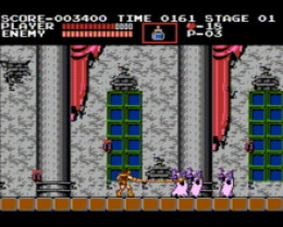 The First Level in Castlevania Is One of Those Things That Comes to Mind When Someone Talks about the Nintendo Entertainment System. Castlevania Pure Epicness, Especially for 1986.