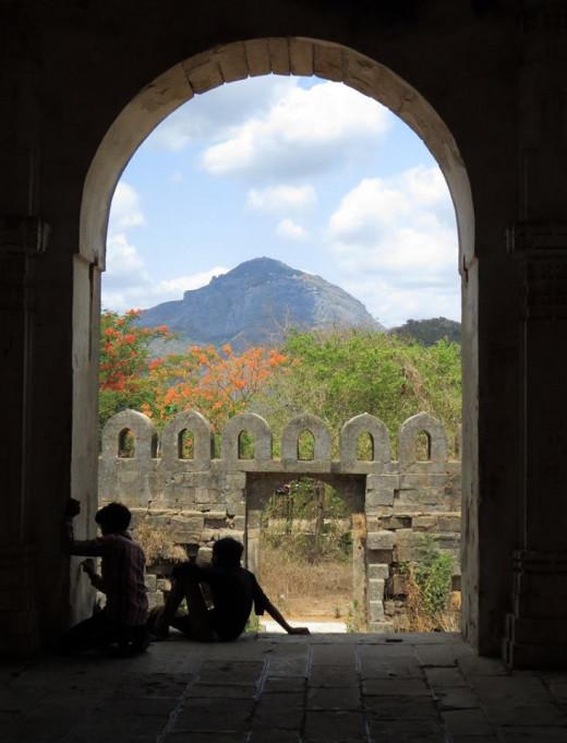 Mount Girnar Junagadh