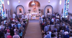 The Memorial Mass May, 2014