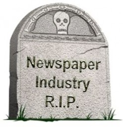 The Death of the New York Times, the Boston Globe, and the Washington Post