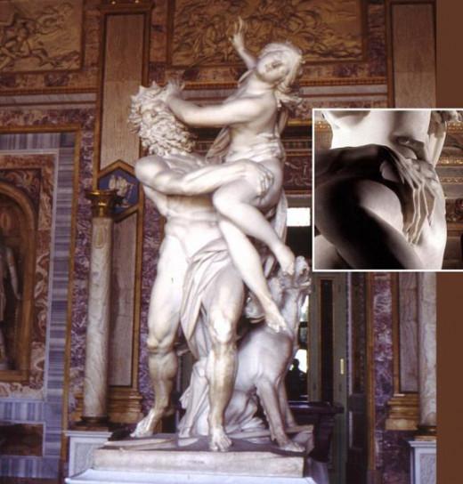 Hades And Persephone SculptureHades Abducting Persephone