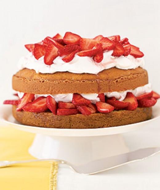 Strawberry Shortcake.