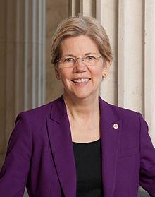 US Senator Elizabeth Warren (D-MA)