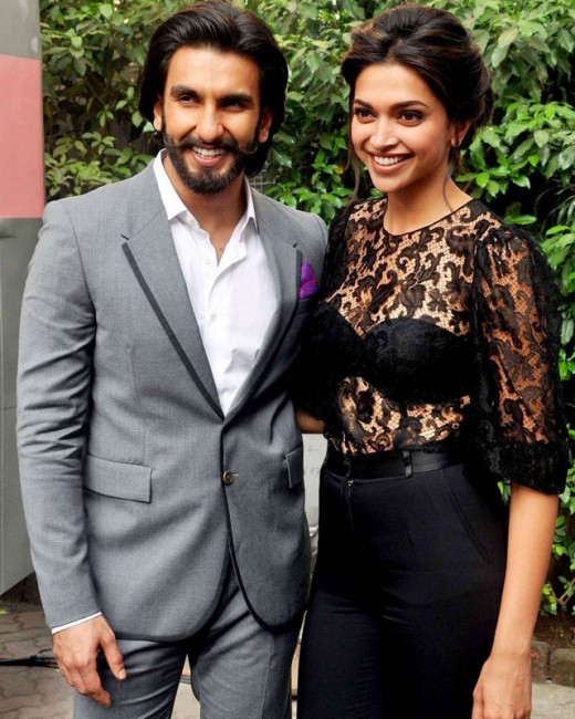 Get latest Bollywood News and Gossip VISIT BISCOOT SHOWTYM FOR FULL STORY CLICK BELOW : http://www.biscoot.com/showtym We've got details on Ranveer and Deepika's secret date night they have planned in Corsica.