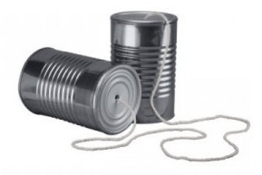 Should the homeless be allowed only to use a string phone of yesteryear?