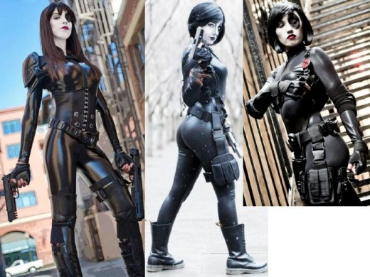 Domino Cosplay Costumes
