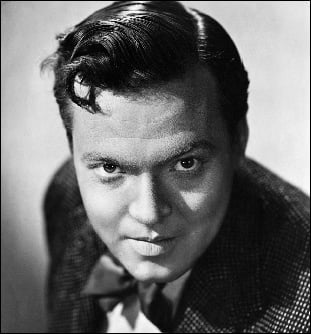 Orson Welles  -  Charles Foster Kane