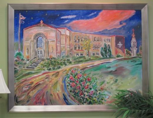 Cardinal Pacelli Grade School Cincinnati Ohio