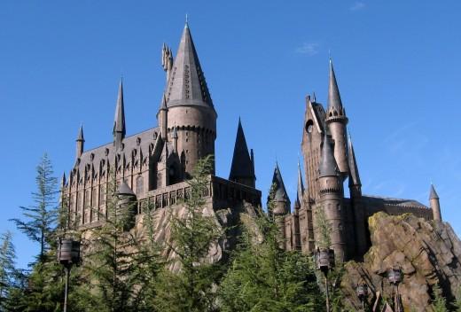 ''Harry Potter'' series - Written by J.K. Rowling