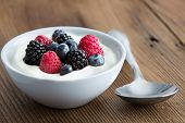 Yogurt is a good source of probiotics as well; however, sometimes the strands have been destroyed during the processing of the food.  In addition, yogurt can contain excessive sugar or artificial flavors.