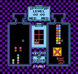 The great thing about this game is that it includes a 2 player mode. Now you didn't look like a social outcast playing your puzzle games in front of your friends. No more controller hogging, crying, and throwing poo at friends.
