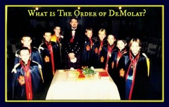 The Order of DeMolay or a Satanic Kindergarten?