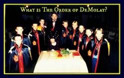 The Order of DeMolay or a Satanic Kindergarten?