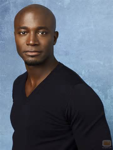 Taye Diggs worked as a waiter at a pizzeria in New York. He made about $100 a week.