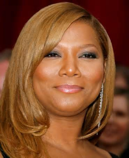 Queen Latifah used to be Queen of the Whoppers when she worked at Burger King before making it big.