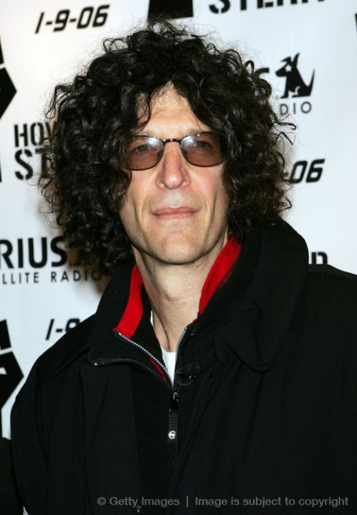 Believe it or not!  This shock jock used to work as an ice cream truck driver.  Howard Stern used to sell ice cream to CHILDREN!! Oh the insanity!
