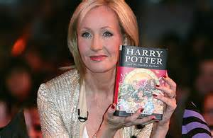 J.K. Rowling was a school teacher and a researcher for Amnesty International prior to becoming a world's best selling author.
