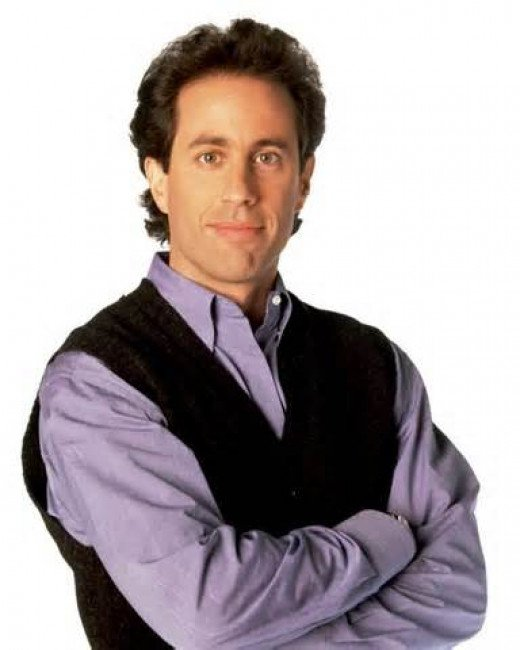 Before starring in his own television show, Jerry Seinfeld was telephone salesman who sold lightbulbs!