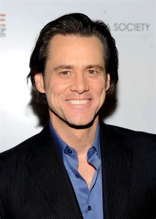 Jim Carrey used to clean up other people's messes when he worked as a factory janitor.