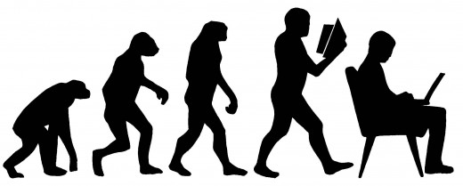 Man's Evolution