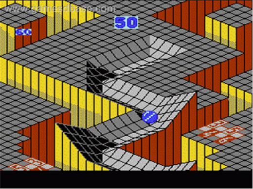 "The graphics really were amazing. It's easy to see why they pimped this game so hard on television. Seriously though, can you imagine them saying on the commercial, ""3 Whole Minutes of Marble Rolling Fun!"" Yeah... Nobody would have bought it then."
