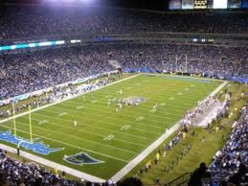 The Carolina Panthers is an expansion  NFL football team based in Charlotte, North Carolina.