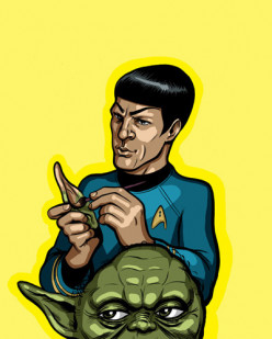 Hollywood loses a great one, Leonard Nimoy!