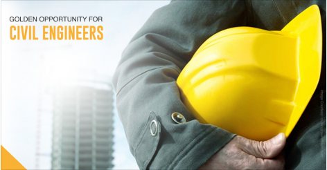 Jobs for Civil Engineers