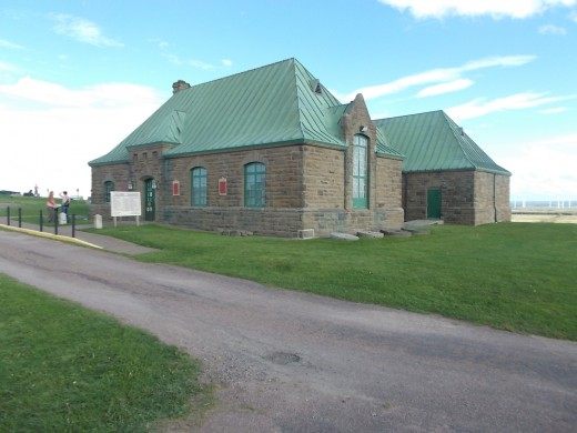 Fort Beausejour Museum and Visitor Centre