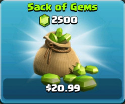 Clash Of Clans How To Get Free Gems Fast